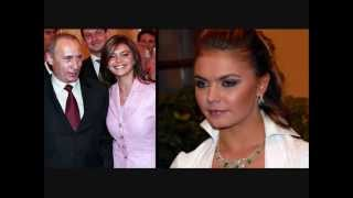 Alina Kabaeva &  Vadimir Putin