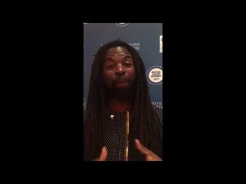 Message from Rocky Dawuni, Global Alliance for Clean Cookstoves #2030NOW