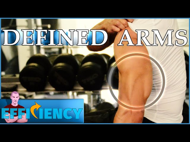 Defined Arms: Triceps Gym Workout | My Efficiency Moves For Improving Arm Definition