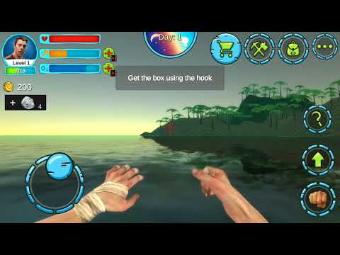 Ocean Survival 3D - 2 (by Survival Games) / Android Gameplay HD