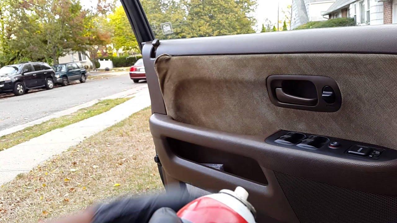 how to repair car interior door panel. Black Bedroom Furniture Sets. Home Design Ideas