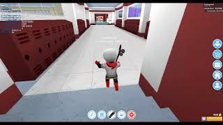 BECOMING THE GREAT PAPYRUS IN ROBLOX ROBLOXIAN HIGH SCHOOL