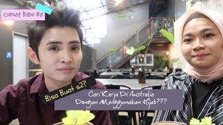 Curhat Babu #8 || Cari Kerja Di Australia Dgn Menggunakan Hijab? ||Bisa Nabung Buat S2?