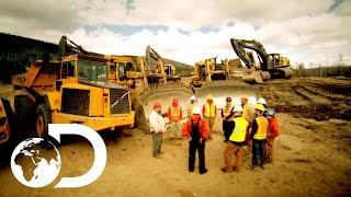 Смотреть Gold Rush Extended Recap: The Story So Far | New Gold Rush Tuesday 9pm | Discovery UK онлайн