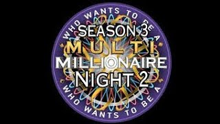 TRN roblox who wants to be a multi millionaire? Season 3 Ep 2