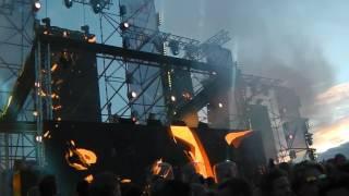 Vigiland - Pong Dance live at Weekendfestival