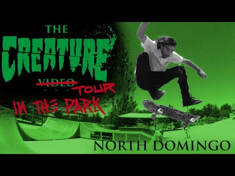 The Creature Video Tour: In The Park @ North Domingo