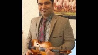 A.b.roudbari  Iranian violin in segah tonalityموسیقی ایرانی دستگاه سه گاه