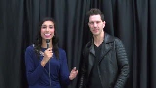 Sierra Fox Interview with Andy Grammer