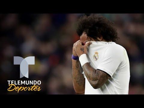 Esto puede condenar definitivamente a Marcelo en el Real Madrid | La Liga | Telemundo Deportes