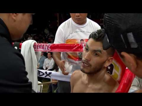 11.12.2016 Jose Argumedo vs Jose Jimenez