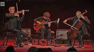 """Surel, Segal & Gubitsch: """"Escales"""" (S. Surel) live in Tampere"""
