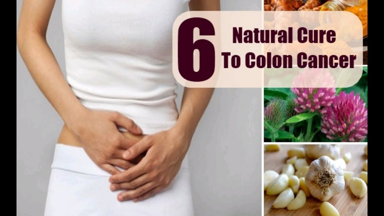 How To Fight, Cure And Prevent Colon, Bowel Cancer Naturally With Food & Diet Change