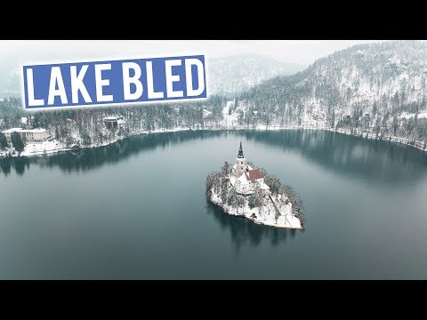 Visiting Lake Bled | Bucket List Destination in SLOVENIA