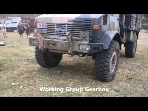 Standard Gearbox VS Working Group VS Crawler Group
