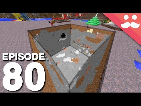 Hermitcraft 5: Episode 80 - Making a Massive GAME!