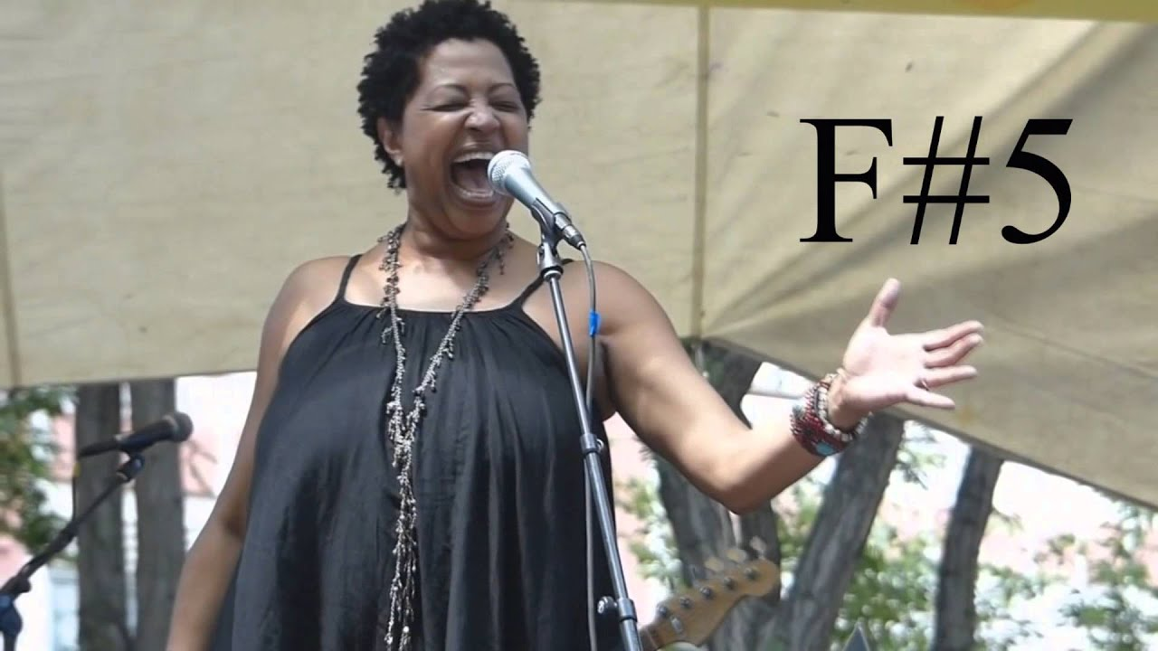 Lisa Fischer | Full Vocal Range (A2 - G6) Live & Studio