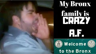 COMEDY - My Family in the Bronx is crazy A.F...