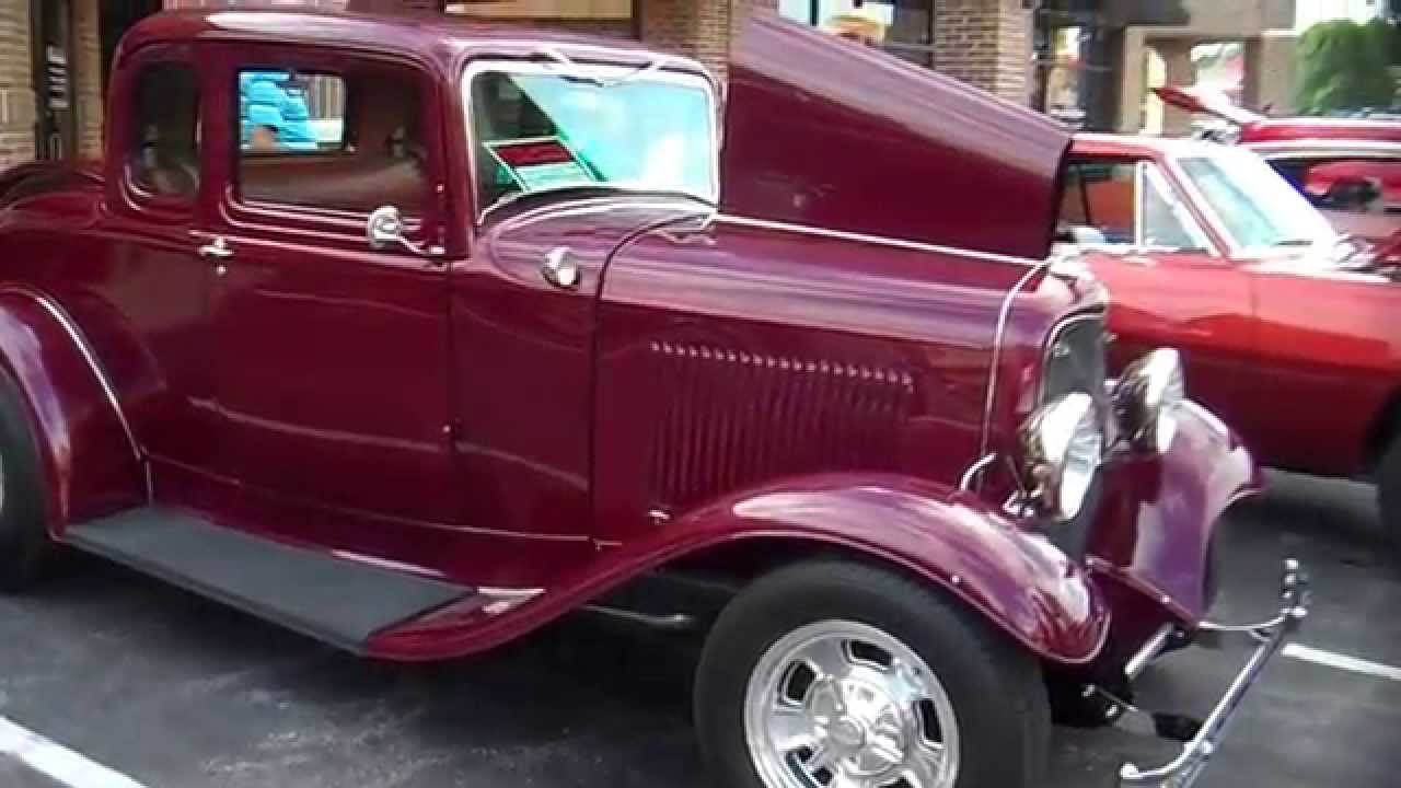 32 ford 5 window coupe for sale sold youtube. Black Bedroom Furniture Sets. Home Design Ideas