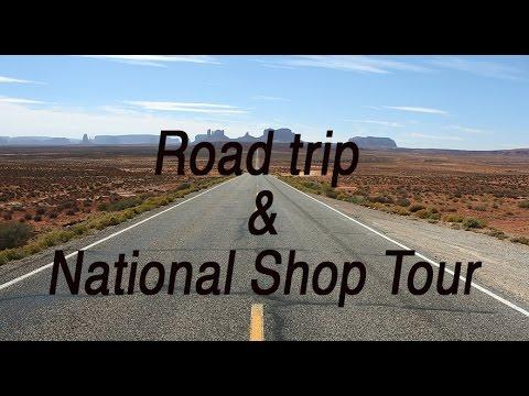 Yellowstone shop visit