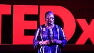 Unsustainability of Failure: The Office of the Citizen | Dr. Oby Ezekwesili | TEDxMaitama
