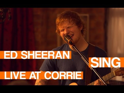 Ed Sheeran - Sing | LIVE at Coronation Street Tour | In:Demand