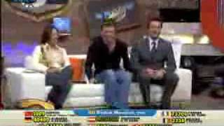 "Kivanc Tatlitug in "" Beyaz Show ""  2008  ( Part 2 )"