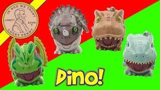 RADZ Jurassic World Candy Dispensers - I Get 6 Blues!