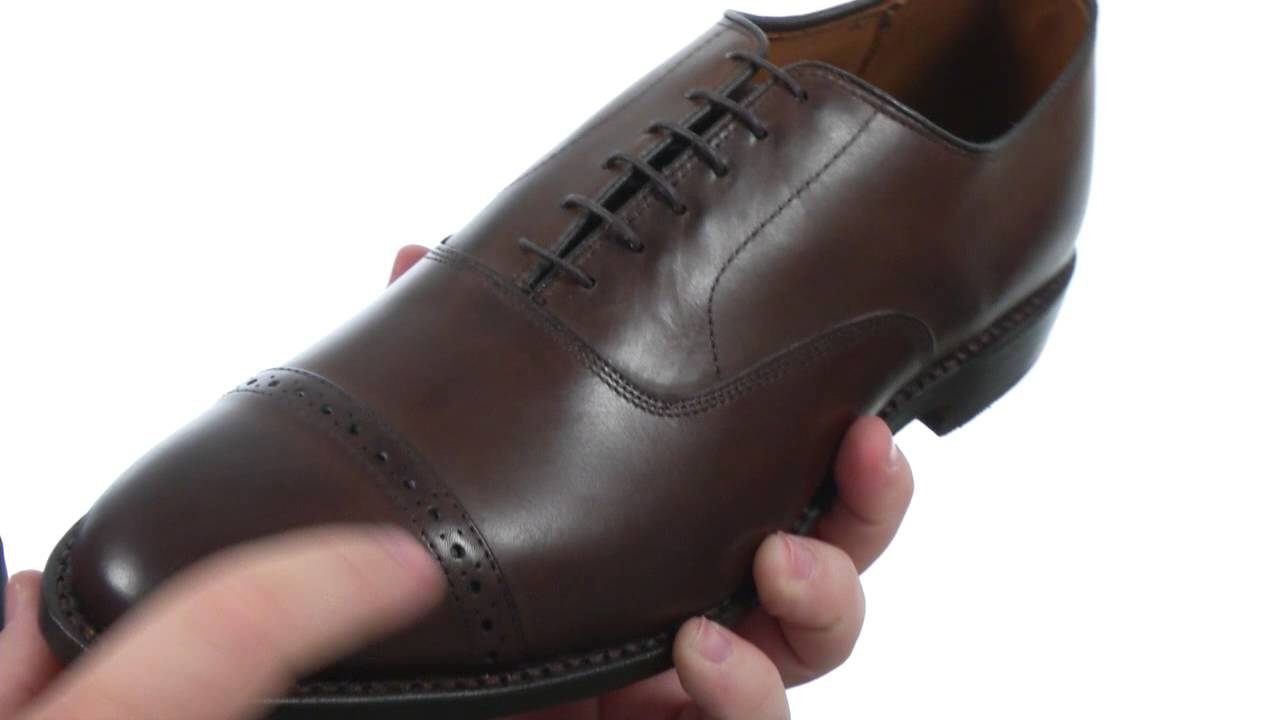98eb7dff133c Allen-Edmonds Fifth Avenue SKU:#7559096 - YouTube