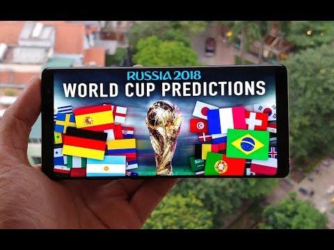 Hướng dẫn xem World Cup 2018 trên điện thoại cực nét, cực dễ