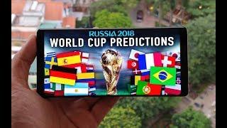 Hướng dẫn xem World Cup 2018 trên điện thoại cực nét, cực dễ - Nghenhinvietnam.vn