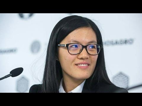 FIDE Moscow Grand Prix 2017 | Hou Yifan Beats Ian Nepomniachtchi | Round 1