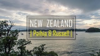 Paihia & Russell, Northland |  New Zealand | in 3 mins