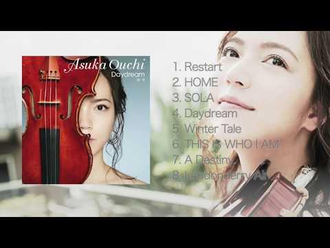 相知明日香1st mini album「Daydream」ティザー