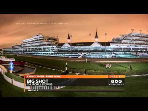 RIT on TV: Big Shot at Churchill Downs - WAVE