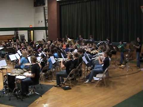 """Illiana Combined Bands """"Highlights from Wicked"""" - Schwartz/Brown, arr."""