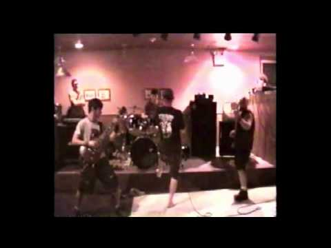 Deadwater Drowning Full Set @ Freddies Tavern in Bristol PA. June 2003