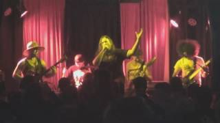 Cryptic Abyss live at The Polish Club in Hobart, Tasmania October 21st 2016