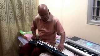 Har Kisiko Nahi Milta(Sadna Sargam/Malhar-Jaanbaaz-1986)on Bulbul Tarang/Banjo by Vinay M Kantak