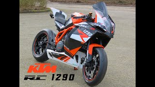 ●The making of the KTM RC 1290●