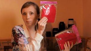 розпакування посилок Алиэкспресс - Шапочки, Коробочки, Білизна!!!