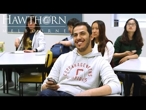 Learn English at Hawthorn Melbourne