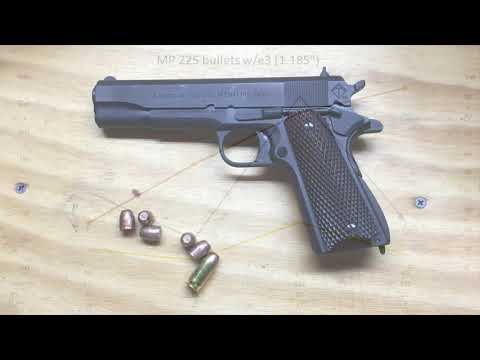 Range Time With The MP .45ACP RNFP, Round 3