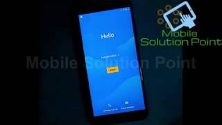 Mobiistar E1 Selfie FRP (Google Account) Lock Remove Done Without PC Method (Android 8.1)