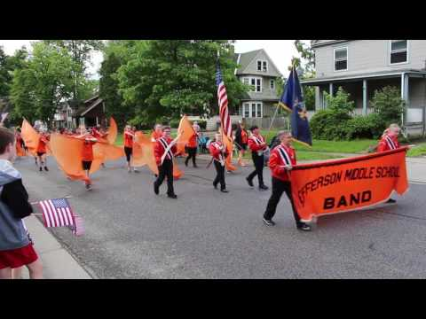 Memorial Day Parade 2017 (Jamestown, NY)