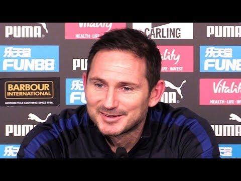 Newcastle 1-0 Chelsea - Frank Lampard FULL Post Match Press Conference - Premier League - SUBTITLES