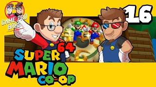 Super Mario 64 #16 - Tick Tock Clock - bro-op