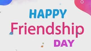 ❤️HAPPY FRIENDSHIP DAY❤️ l mera bhai tu meri jaan hai l friendship day special