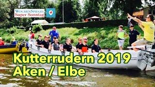 Kutterrudern 2019 in Aken / Elbe