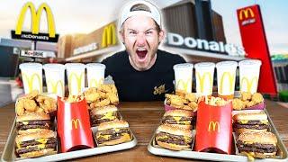 $3,500 McDonalds Challenge..DOUBLED!